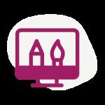 services - Design Graphique - Admin comme sabine - Adjointe Administrative Virtuelle